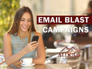 Collection Email Blast Campaigns