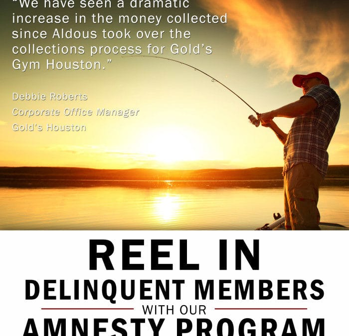 Reel In Delinquent Members