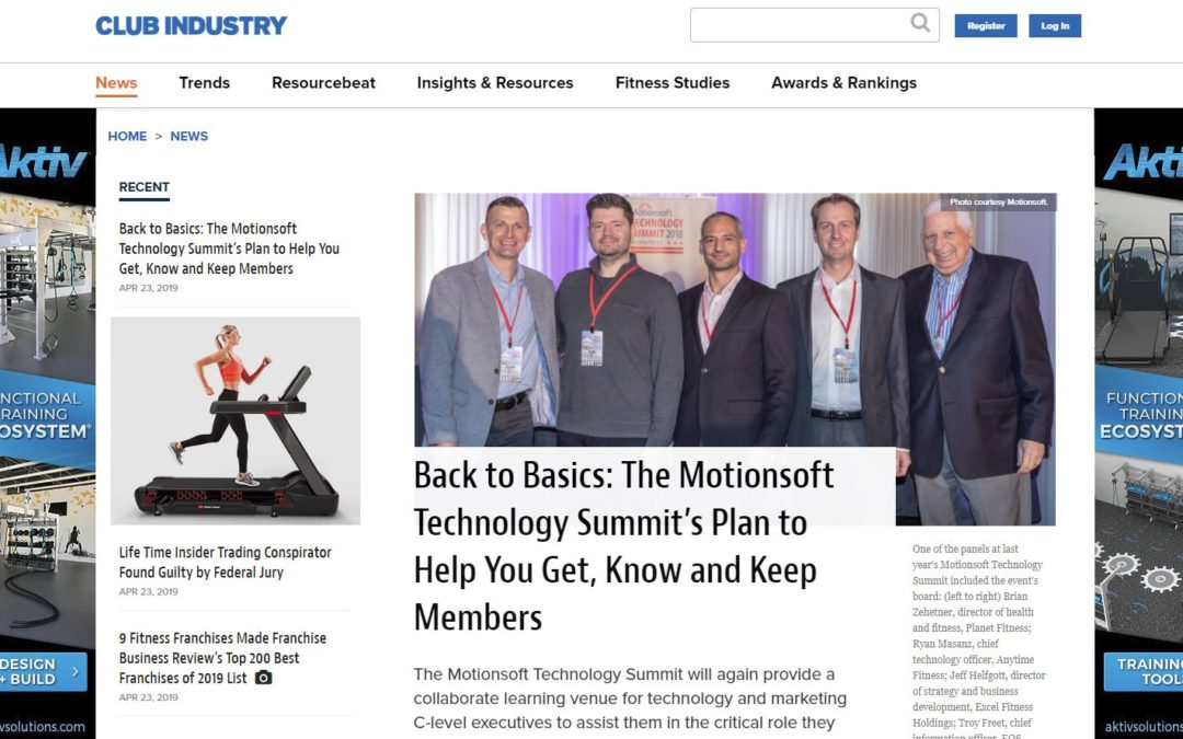Motionsoft Technology Summit