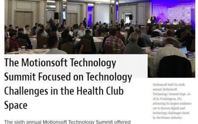 Aldous Attends Motionsoft Technology Summit